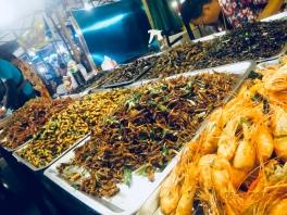 Night Market, Bkk Thailand