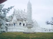 Chiang Rai: Wat Rong Khun